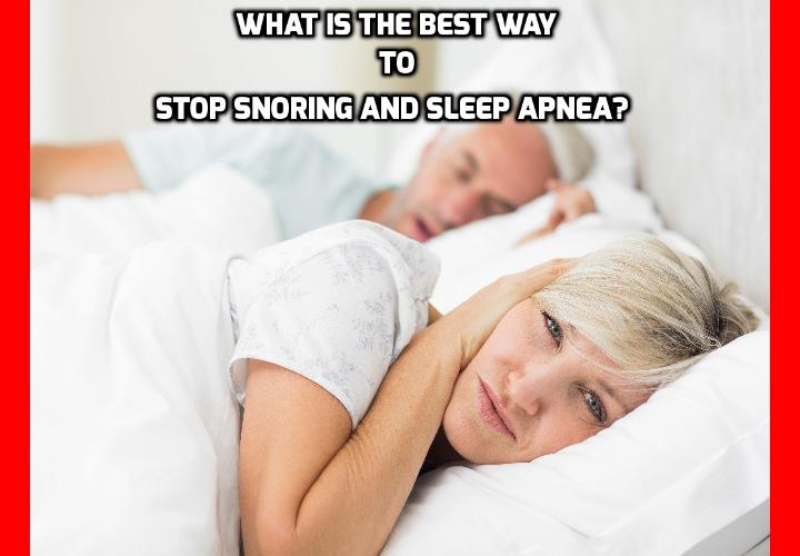 What is the Best Way to Stop Snoring and Sleep Apnea? Stop Snoring and Sleep Apnea - How Snoring Ruins Your Skin - As irritating as snoring is, most of us wouldn't think it had any serious consequences, and if it did, we would not connect it to the cause behind destroying part of your skin. But a new study from Loyola University and a publication in the Journal The Ocular Surface reveals that connection.