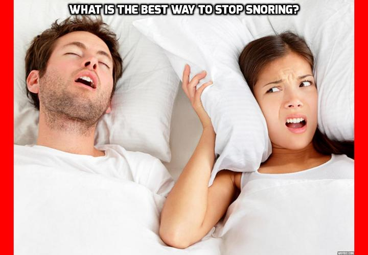 What is the Best Way to Stop Severe Sleep Apnea? Stop Severe Sleep Apnea - The Deadly Sleep Apnea and Snoring Consequences - Snoring and even sleep apnea have long been considered as draining annoyances. But according to a new study published in the journal BMC Medicine, they can actually be lethal. It can actually increase your risk of dying from this by a scary 123%.