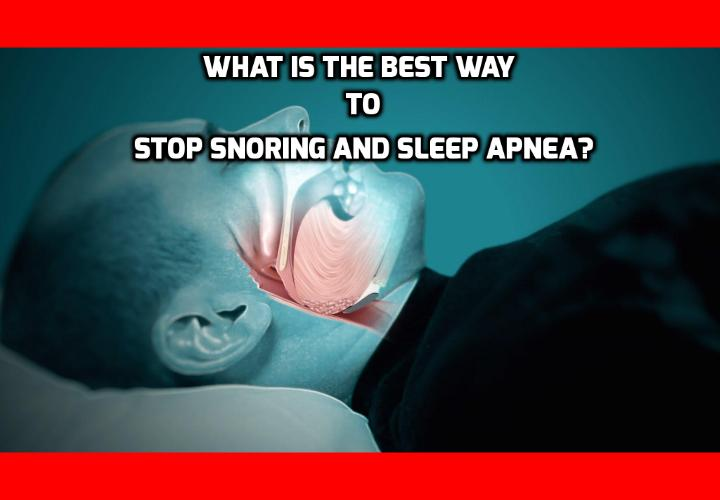 What is the Best Way to Heal Snoring and Sleep Apnea? Heal Snoring and Sleep Apnea - Mega Snoring And Sleep Apnea Study Reveals Shocking Results - A new study published in the journal JAMA Neurology revealed some scary results regarding snoring, sleep apnea and your cognitive health. And we're not just talking memory loss! Fortunately, there are some things you can do about this if you act fast.