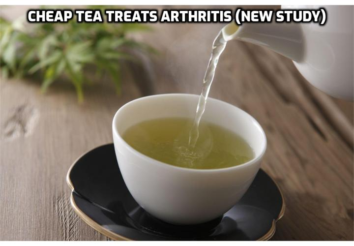 What is the Best Way to Eliminate Arthritis Symptoms Naturally? Eliminate Arthritis Symptoms Naturally - Cheap Tea Treats Arthritis (New study). Various studies have found that this tea can lower bad cholesterol, reduce your risk of heart disease, and improve diabetes. And now, according to a new study published in the journal Arthritis and Rheumatology, it is also an amazing remedy for arthritis.