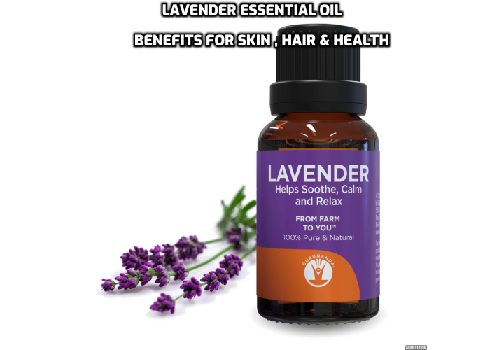 Lavender Essential Oil benefits for skin, hair and health - If you like to use plants and herbs for healing purposes, you won't find many plants that will give you the numerous benefits that you get from the lavender plant. Let's take a look at some of the benefits of lavender essential oil, particularly for your skin and hair.