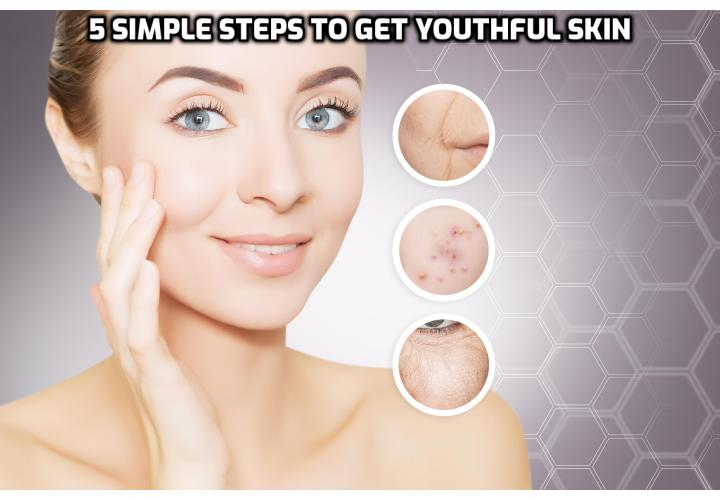How to get perfectly youthful skin in 5 simple steps. You may come across many ads that claim to help you maintain a youthful skin. One ad will tell you to try this cream for wrinkles, the next ad will get you to get this cream for age spots and the other ad will say this particular cream can help you to get rid of dark circles. What if I tell you that you get all this and more in just one complete skin rejuvenation system? You may ask where you can get this from.