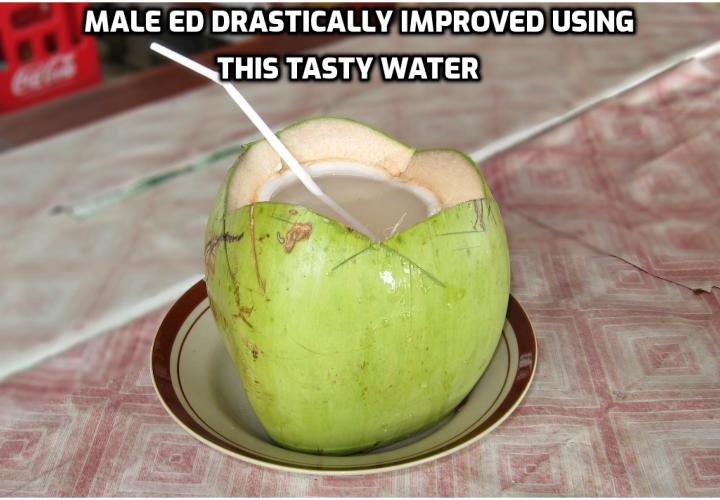 What is the Best Way to Cure ED Fast? Cure ED Fast - Male ED Drastically Improved Using This Tasty Water. Only a problem like ED can make you uncomfortable entering the bedroom or facing your partner. Wouldn't it be good if there was a natural food item that could actually cure ED fast?