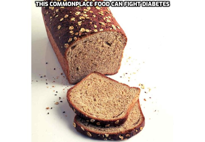 What is the Best Way to Fight Diabetes? This Commonplace Food Can Fight Diabetes. Scientists have known for some time that whole grains seem to prevent type 2 diabetes, but they don't understand exactly why yet. But a new study led by Finnish researchers published in the American Journal of Clinical Nutrition adds more to this debate by looking at the effects of whole grains on consumers.