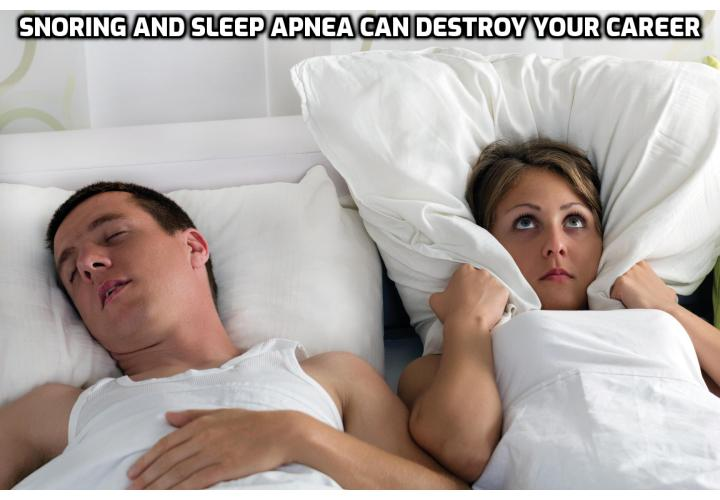 What is the Best Way to Cure Stubborn Snoring and Sleeping Apnea? Cure Stubborn Snoring and Sleep Apnea - The Physical Damage of Snoring. Snoring is sometimes seen as a bit of a joke problem, something that is irritating to our sleeping partners that we aren't even aware of. But scientists from Umea University in Sweden have just concluded that snoring can do real physical damage too.