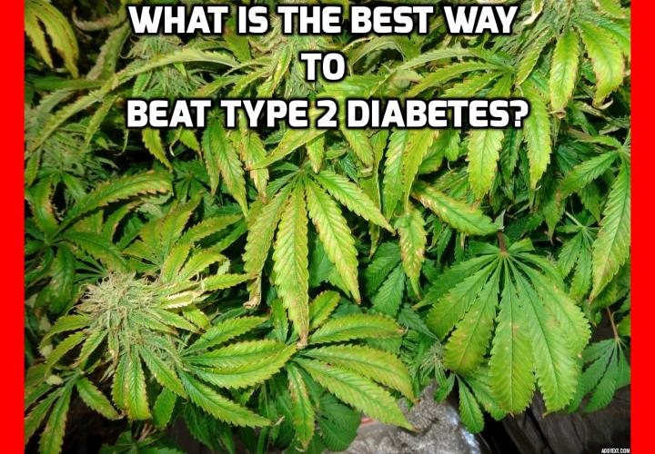 What is the Best Way to Beat Type 2 Diabetes? An Illegal Way to Cure High Blood Pressure and Beat Type 2 Diabetes - A new study from the University of Miami's Leonard M. Miller School of Medicine revealed a substance that lowers blood pressure and improves type 2 diabetes by a whopping 40%. Read on to find out more.