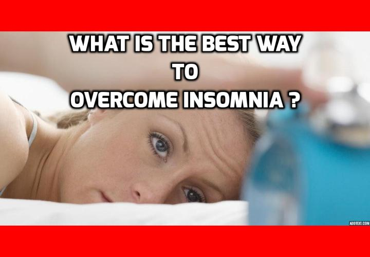 What is the best way to overcome insomnia? If you've suffered insomnia for a while, you've probably been advised to avoid TV, computer screens or any other bright light an hour before going to sleep. And maybe you've tried to take a bath or listen to calm music or something else to relax in the last hours of your day. But this may be all for nothing if you live in the wrong street. Read on to learn about this Insomnia Cure Program that can help you to overcome insomnia.