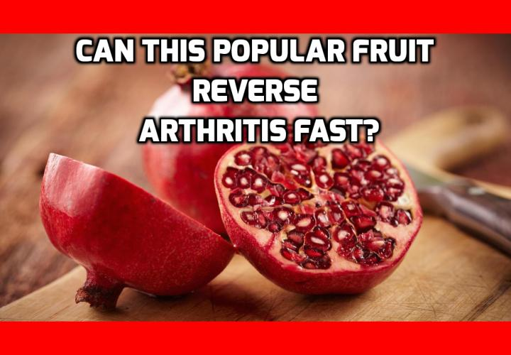 What is the best way to reverse arthritis fast? Can this Popular Fruit Reverse Arthritis Fast? New studies have revealed the amazing ability of one specific fruit in diminishing arthritis pain and stiffness. And it works in the long haul. What's more, it doesn't matter if you suffer osteoarthritis, rheumatoid or any other type of arthritis, eating this delicious fruit will cut your pain by up to 62%. Read on to find out more.