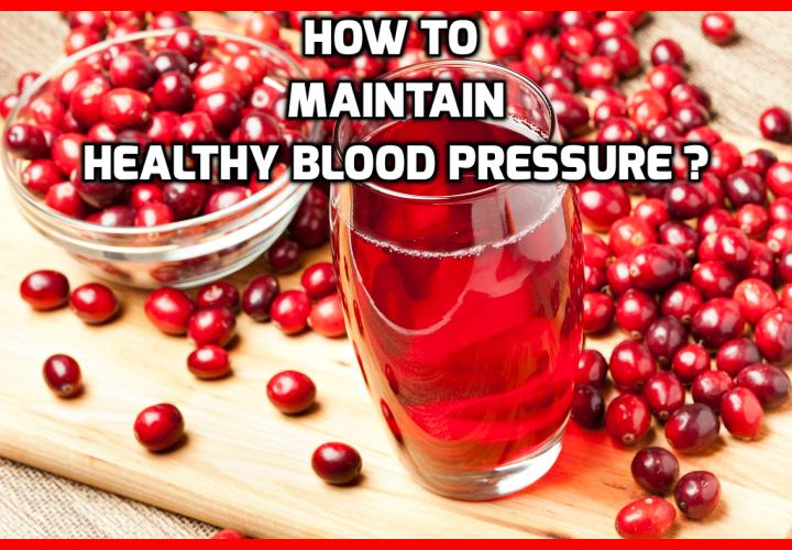 What is the Best Way to Maintain Healthy Blood Pressure? How to Maintain Healthy Blood Pressure Every Day for Just 3 Minutes? Turns out you might not have to run marathons or hit the gym 5 days a week to maintain healthy blood pressure. In fact, a new study from Melbourne, Australia has revealed the easiest exercise to lower your blood pressure without breaking a sweat.