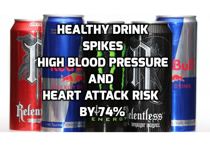 "What is the best way to lower blood pressure naturally quickly? Avoid these So-Called ""Healthy"" Drinks if You Want to Lower Blood Pressure Naturally Quickly - These drinks apparently boost your health and energy. Some people swear to by the effectiveness of these drinks and can't live without them. But there is a darker side to these ""healthy"" drinks."