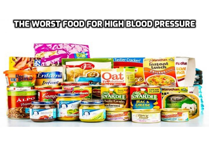 What is the Best Way to Maintain Healthy Blood Pressure Reading? For decades, you've been bombarded with propaganda against consuming salt and fat if you want to maintain healthy blood pressure reading and improve heart health. But new research shows that another ingredient – found in almost all processed food – is a lot more dangerous for your blood pressure than salt and fat. Read on to find out more.