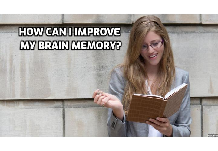 Brain Exercises to Improve Memory – How Can I Improve My Brain Memory?  Brain Exercises to Improve Memory - The solution to both dementia and Alzheimer's is to instead use simple brain-boosting exercises proven to load your brain with the exact nutrition it needs to boost its function – legally! Test-drive these brain-boosting exercises for yourself here…