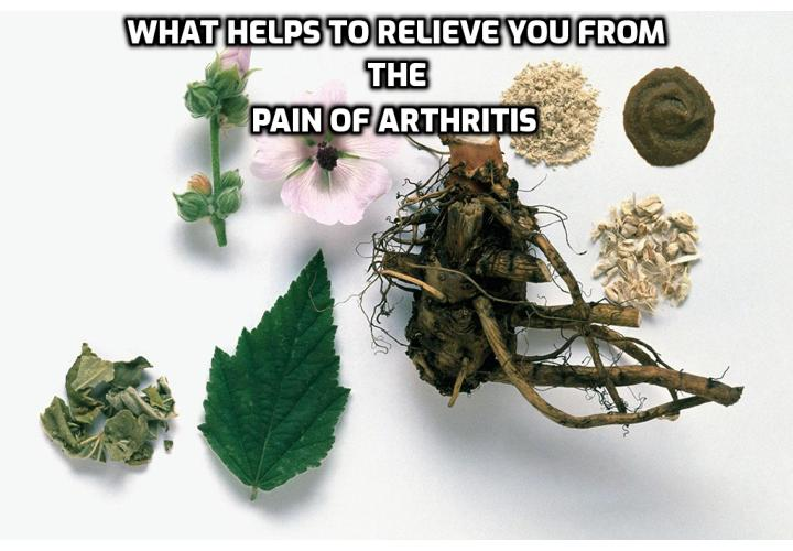 Herbal Remedies for Arthritis – What Helps to Relieve You from the Pain of Arthritis?  Herbal Remedies for Arthritis - Here are a few simple cures that might just help relieve you from the pain of arthritis. Try any of them to see what works for you.