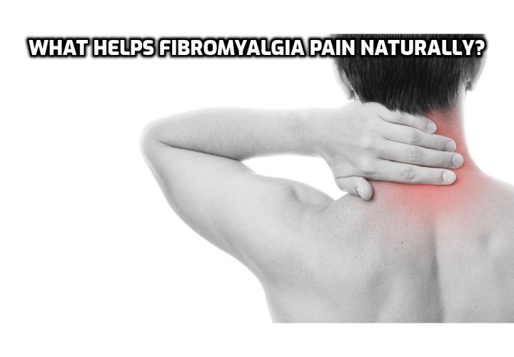 Treating Fibromyalgia Symptoms Naturally – What Helps Fibromyalgia Pain Naturally?  Treating fibromyalgia symptoms naturally has become popular. Many of the natural treatments for fibromyalgia, in fact, have been found to be very effective. Here are a few ways sufferers are treating fibromyalgia symptoms naturally.