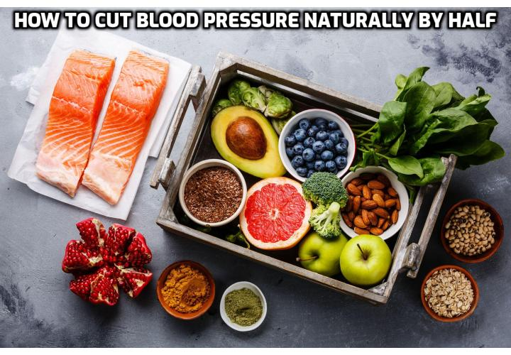 """These 2 Common Ingredients Cut Blood Pressure by Half - Now this may go against everything you've ever heard about how to cut blood pressure. In fact, this may prove that you are right all along and the doctors and other """"health experts"""" were leading you the wrong way, telling you to cut down on these 2 common ingredients."""