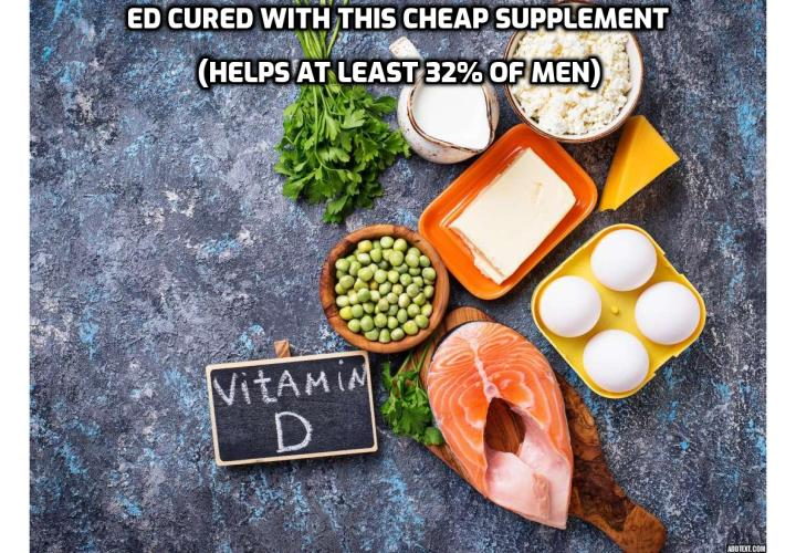 Diet and exercise alone aren't enough to rid you of your ED completely. Cure Erectile Dysfunction as Soon as Tonight - To do this, you need to follow these simple drug-free exercises that take as little as 5 minutes a day to start seeing immediate results…