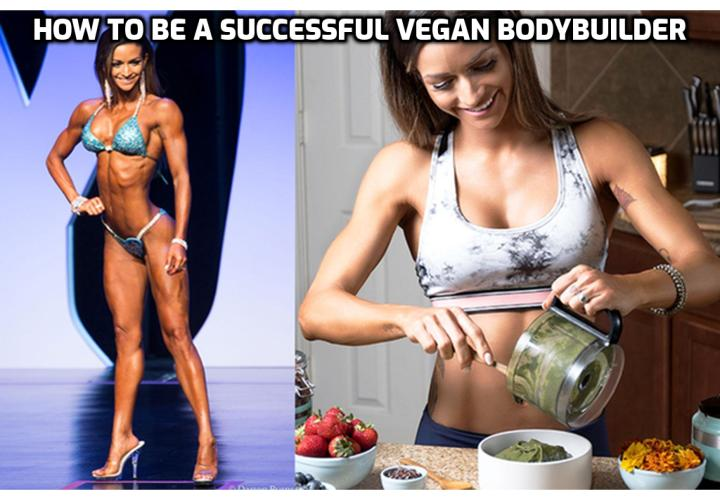 How to be a successful vegan bodybuilder? Andra Purba shares her tips to win in a bikini competition, her vegetarian bikini competition meal plan and what exercises she does when preparing for bikini competition.