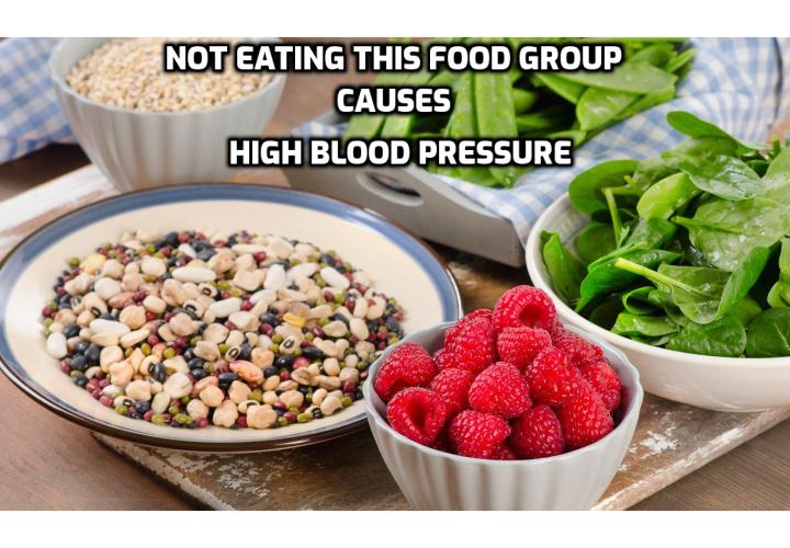 "Eliminate Your High Blood Pressure Starting Today - It's a fact that there are certain foods that have a positive effect on blood pressure, one in particular. And it starts with having healthier gut bacteria. This led researchers from Monash University in Australia to conduct what has been described as an ""ingenious"" study to learn more about the correlation between this food group and a healthy blood pressure level."