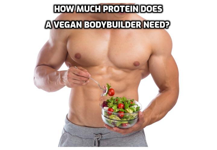 Vegan Muscle Building Tips - How Much Protein Does a Vegan Bodybuilder Need? How to eat less protein to build more muscle? Muscle Growth HACKS with Less Protein