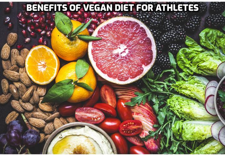 Benefits of Vegan Diet for Athletes – Patrik Baboumian, a weight lifting champion, shared about effects of adopting a vegan diet on his training, tips for success in strength training, and his sample meal plan in bulking up.