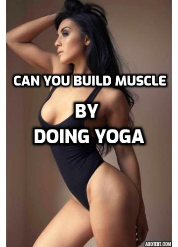 Can You Build Muscle by Doing Yoga? Natasha Seeto, a bikini athlete talked about how yoga has helped in her bodybuilding effort, the path that led her to plant-based fitness, what she eats in a day and the biggest 3 trends she sees in bodybuilding.