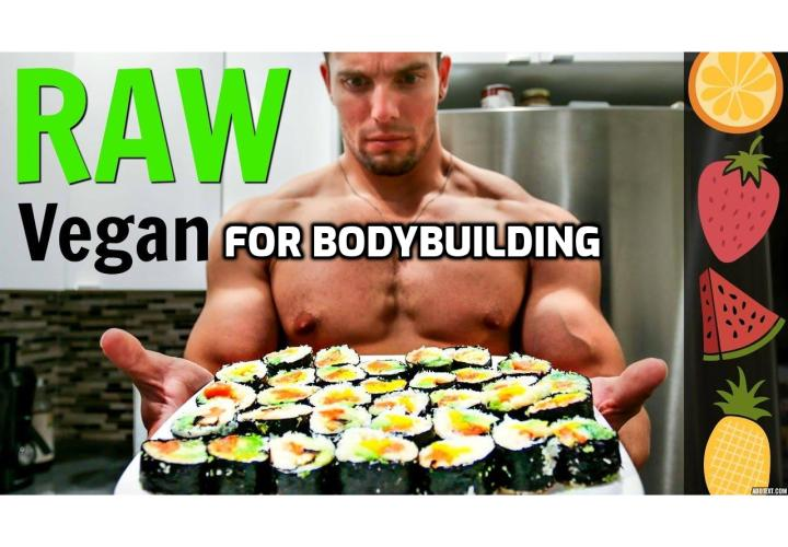 Raw Vegan Bodybuilding Meal Plan for Building Muscle. Here are some sample raw meals Peter Ragnar, bodybuilder and raw food expert, uses to build muscle.