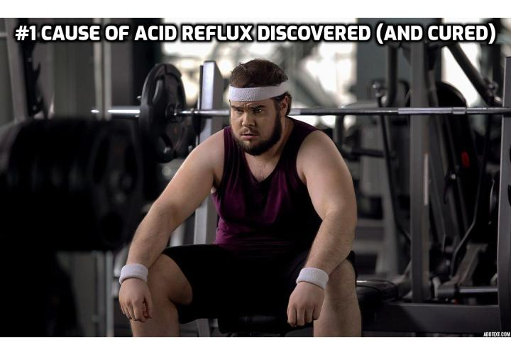 There are many myths about what causes acid reflux. But a new study just appeared in The FASEB Journal explains one factor that contributes to the development and continuation of the most serious type of acid reflux. What's more, this factor can make even occasional, mild types of acid reflux life-threatening. Fortunately, there are many ways to get rid of this factor naturally. Read on to find out more if you want to break free of reflux and gas problems.