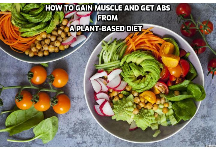 How to Gain Muscle and Get Abs from a Plant-Based Diet? Chris Ballester, an Aussie vegetarian bodybuilder shares how he is able to achieve this and also shared some tips for those who are thinking about becoming a vegetarian bodybuilder