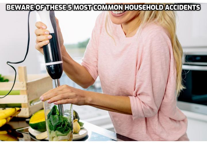Beware of these 5 Most Common Household Accidents Here - The only thing that's worse than suffering from an accident is suffering from an accident that could have been prevented. Don't wait until it's too late. First get educated about the most common household accidents, and then take action to help prevent them in your home. Read on to find out more.