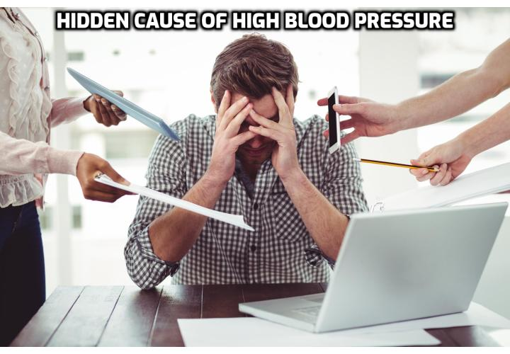 How to Eliminate Stress and Other Causes of High Blood Pressure? For decades, it has baffled researchers why African Americans overall have a higher tendency of developing high blood pressure. Even after taking into account factors such as diet, lifestyle, and genetics, African Americans still surpass other racial and ethnic groups in susceptibility to hypertension. A new study published in the journal Hypertension may finally explain this phenomenon. And the answer lies in a factor that affects people of all races and ethnic groups. Read on to find out more.