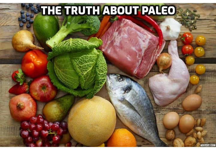 Paleo Diet Rules - What you do need to cut from your life are the processed foods that taste awesome but have ZERO nutrition. Balance is one of the basic tenets of this diet, so there's going to be far more plant-based food on your plate than just meat.