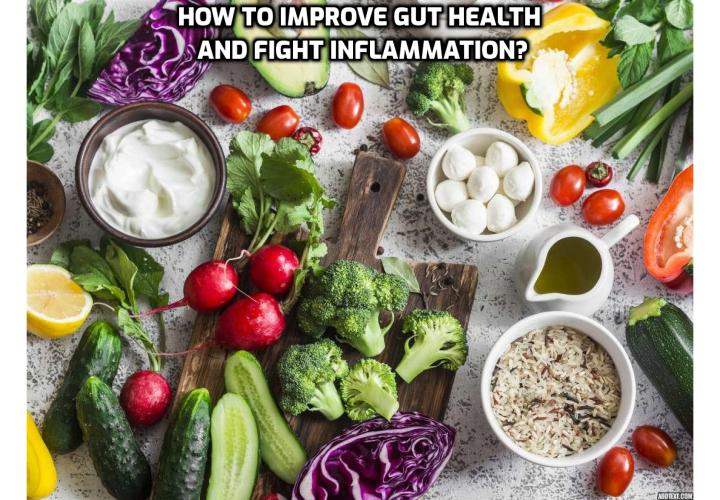 Having a weak gut barrier (and the inflammation that goes along with it) means you're also vulnerable to asthma, acne, allergies, heart disease, diabetes and stroke. How to Improve Gut Health and Fight Inflammation? Read on here to find out more.