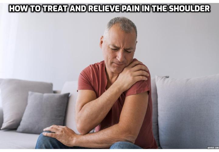 The new techniques I uncovered to treat and relieve pain in the shoulder actually worked very well for me. Within a few weeks I had recovered completely, and now I'm back to normal. Read on to find out more.