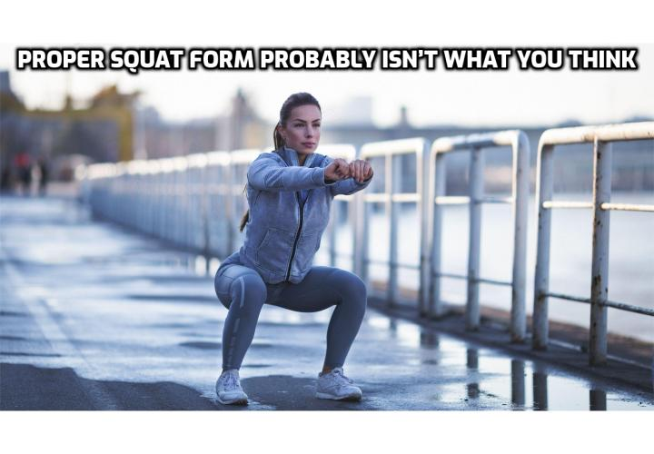 There is a lot of discussion about proper squat form, do squats make your butt bigger, and are they really that important overall. First, allow me to address why I think they're critical for even the most casual bodybuilder, male or female.