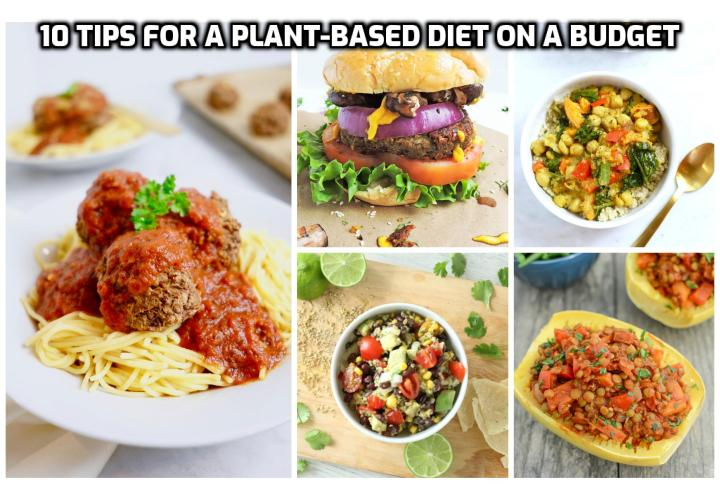 Plant-Based Diet on a Budget - A plant-based diet can but a strain on your wallet if you don't know how to shop and what to buy. Here are our top ten tips for eating plant-based on a budget and getting the most value from your healthy meals.
