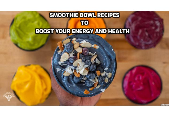 Smoothie bowls offer the bonus of nutrient-rich vegetables, fruits and super foods. They are perfect for a quick healthy breakfast when you just don't have time to stop and sit or for anytime you are on the go and need lots of energy but don't have time to fuzz with multiple meals. How to Prepare a Smoothie Bowl Dessert to Boost Your Energy and Health?